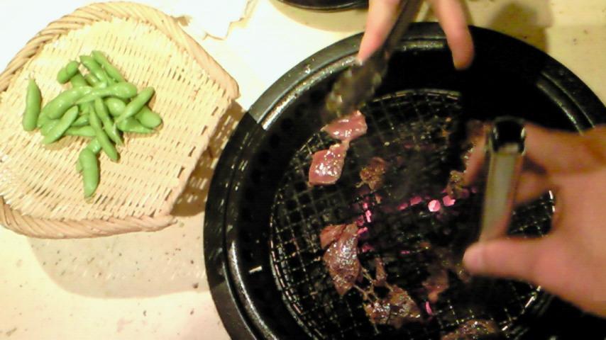 【11/2:6】焼き肉〜