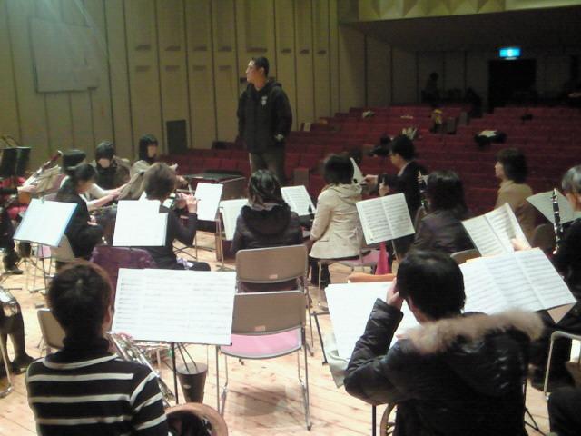 【3/8:3】《ゆう音楽祭》オーケストラゲネプロ前