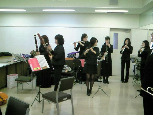 【3/7:9】吹奏楽チューニング