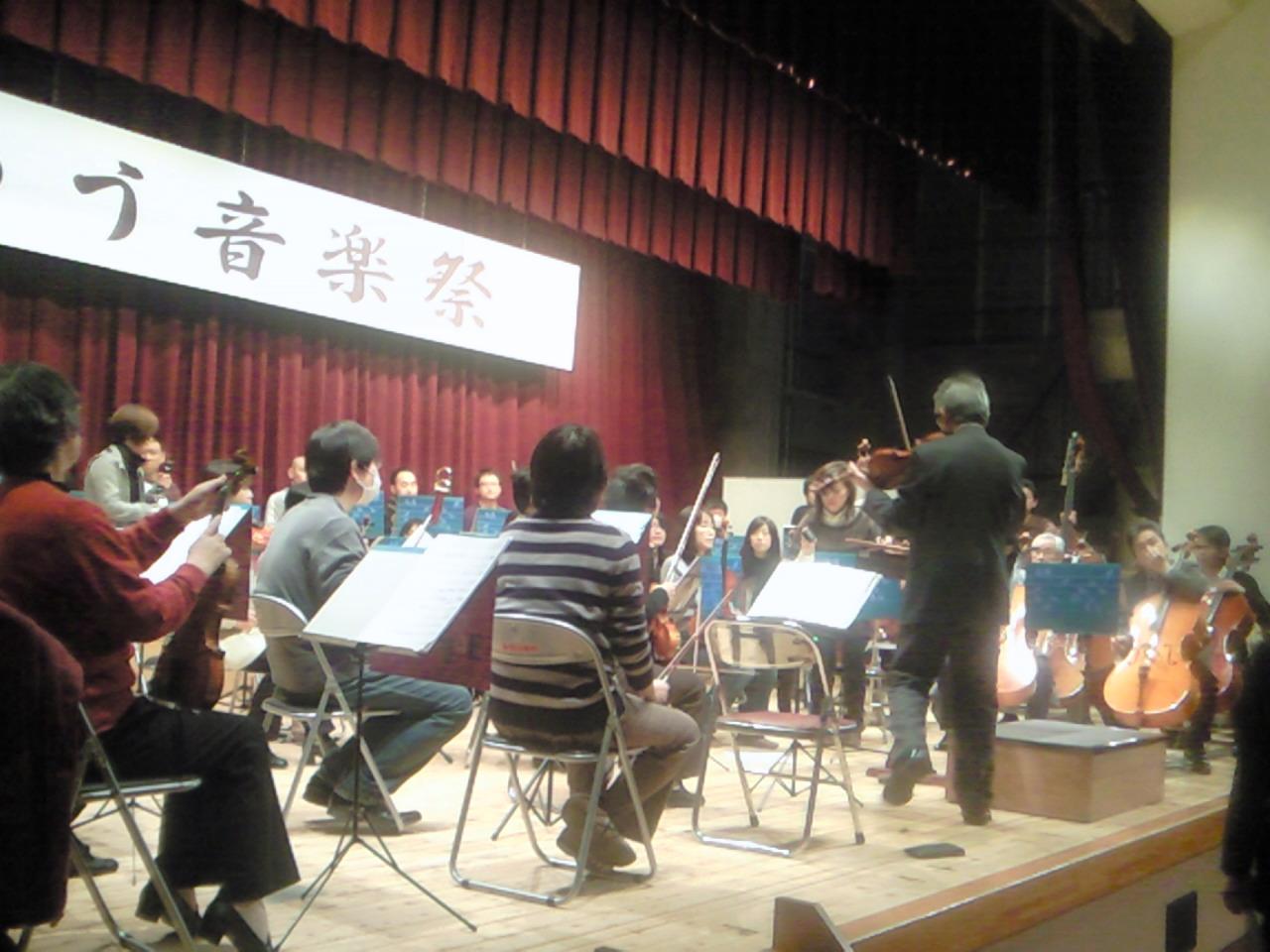 【3/6:3】《ゆう音楽祭》オケゲネプロ