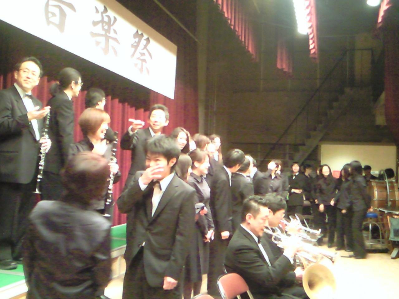 【3/6:10】《ゆう音楽祭》全プログラム終了